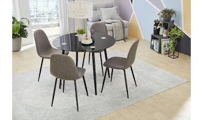 Jockenhöfer Gruppe Esstisch, ø 100cm kaufen