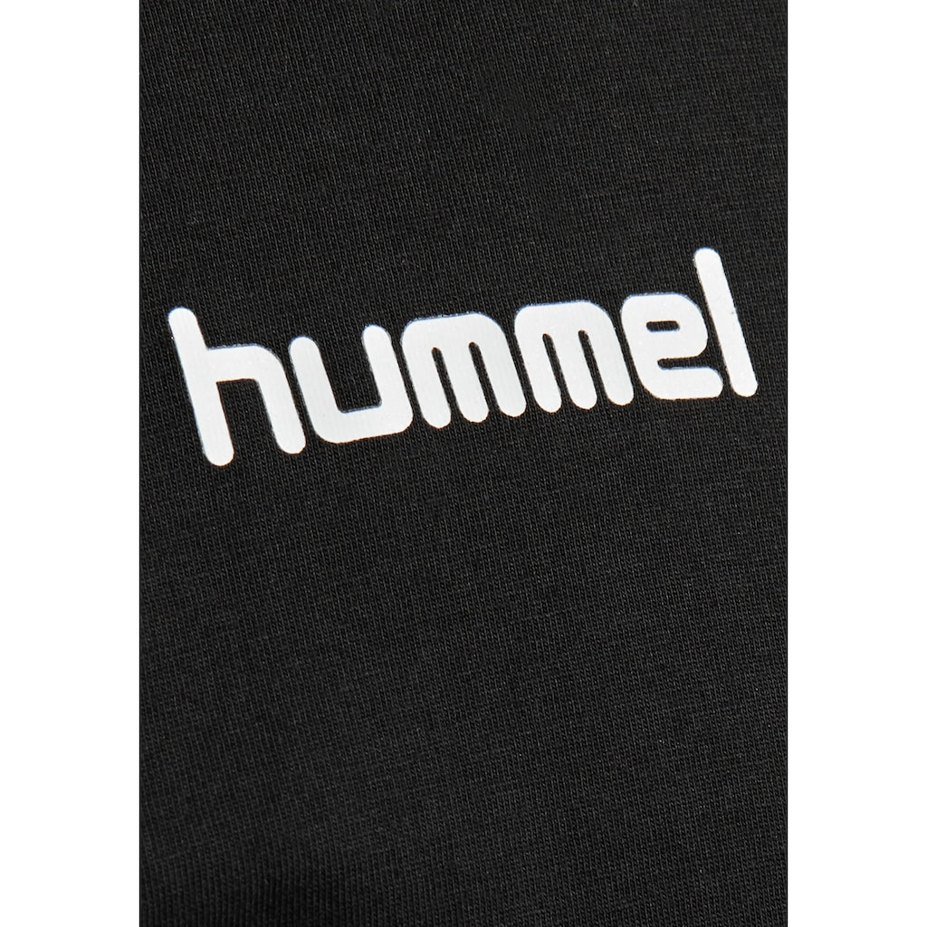 hummel T-Shirt »HMLGO COTTON T-SHIRT SHORTSLEEVE«