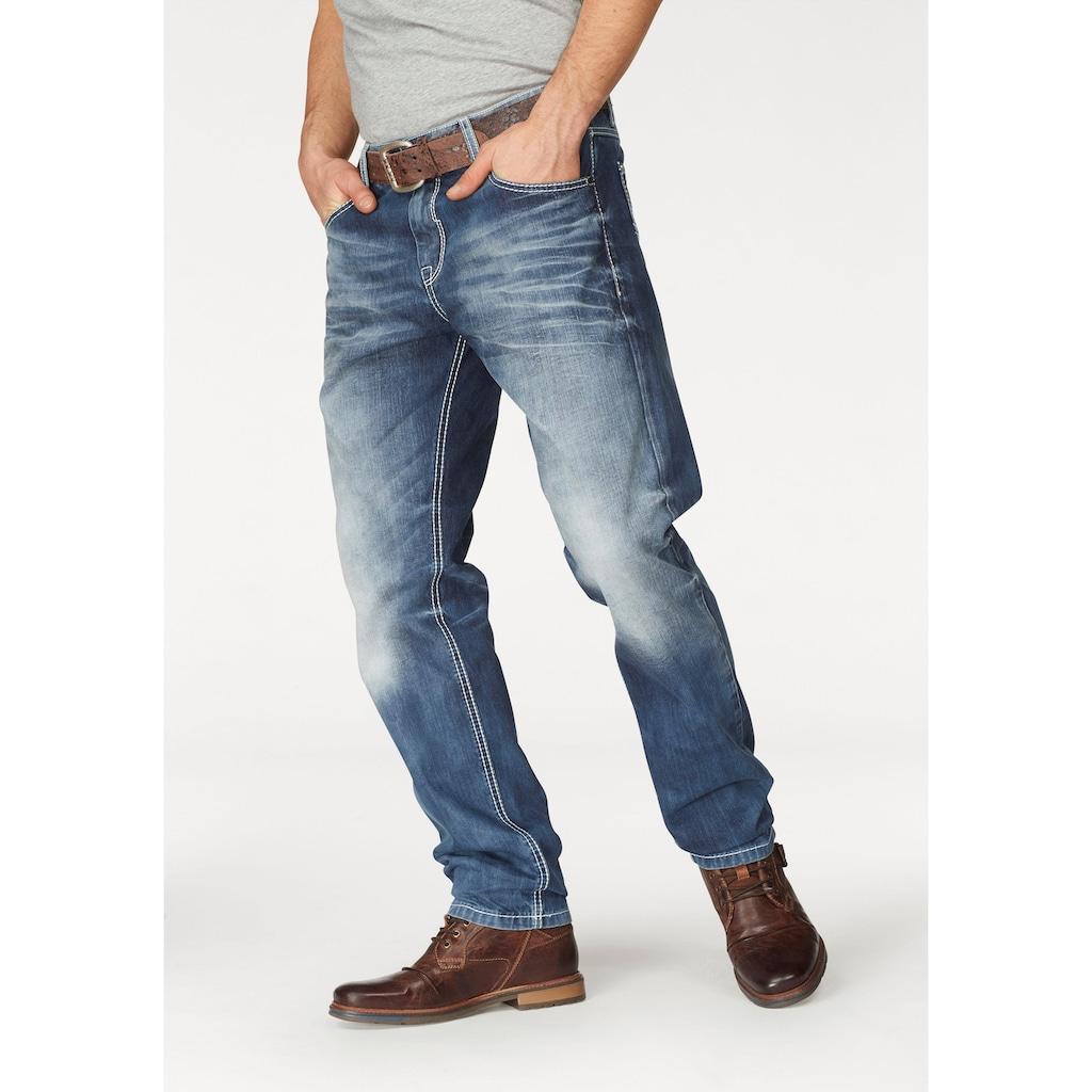 Cipo & Baxx Loose-fit-Jeans