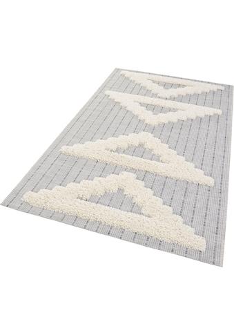 Teppich, »FES«, MINT RUGS, rechteckig, Höhe 35 mm, maschinell gewebt kaufen
