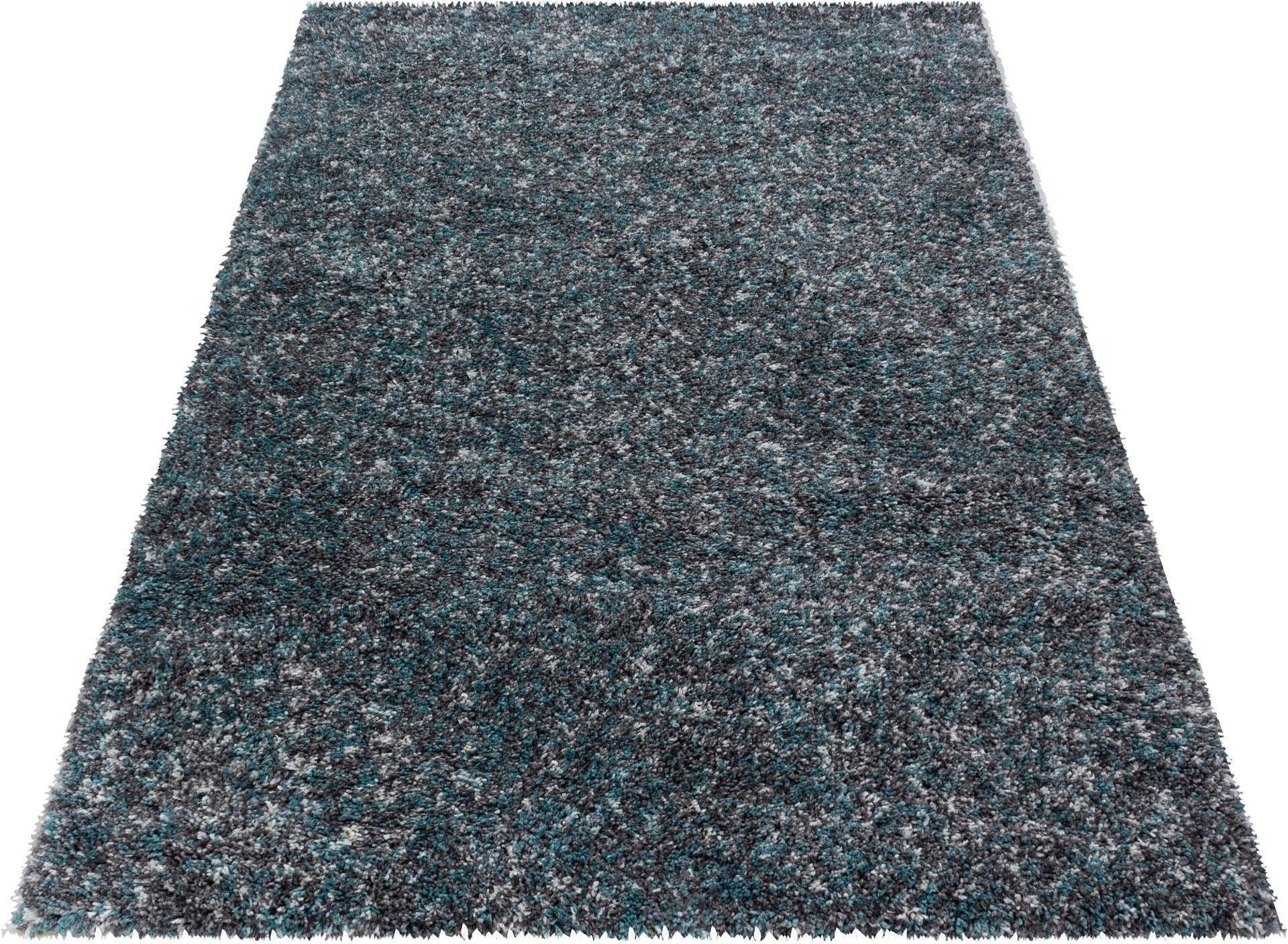 Image of Ayyildiz Hochflor-Teppich »Enjoy Shaggy«, rechteckig, 50 mm Höhe, Wohnzimmer
