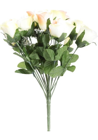 Botanic-Haus Kunstblume »Rosenstrauss mit Schleierkraut« kaufen