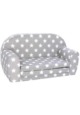 Knorrtoys® Sofa »Stars white«, für Kinder kaufen