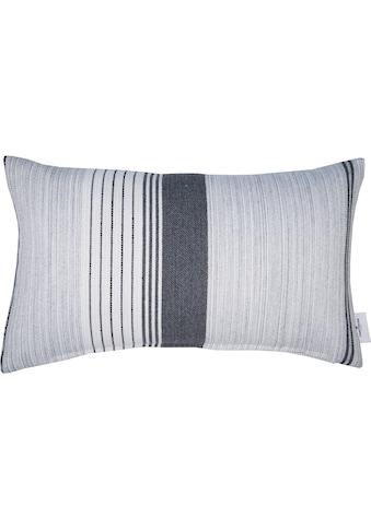 TOM TAILOR Kissenhülle »Soft Stripes«, (1 St.), mit Streifen kaufen