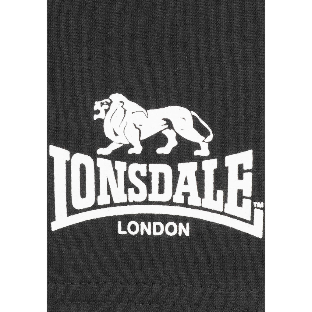 Lonsdale Sweatshorts »COVENTRY«
