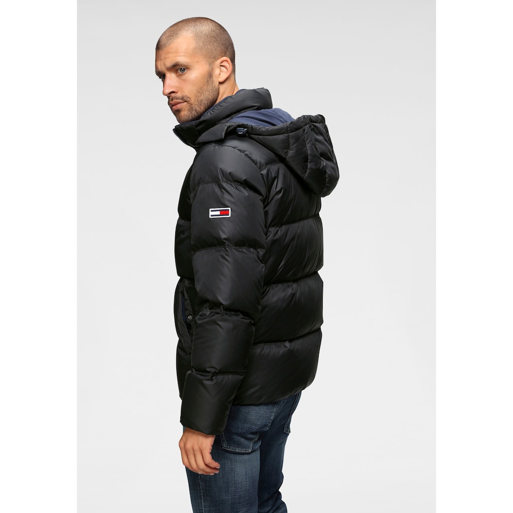 TOMMY JEANS Daunenjacke »TJM ESSENTIAL DOWN JACKET«
