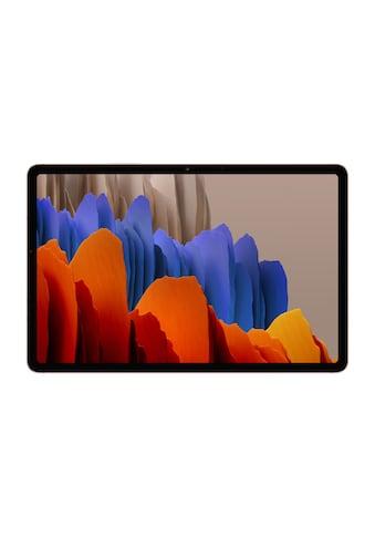 Galaxy Tab, Samsung, »S7 SM - T870 128GB EU Bronze« kaufen