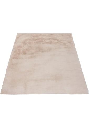Fellteppich, »Alvin«, andas, rechteckig, Höhe 45 mm, handgetuftet kaufen