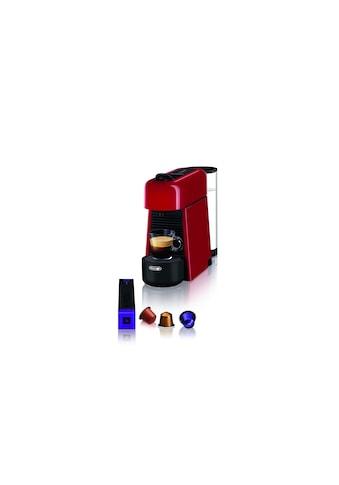 Nespressomaschine, Delonghi, »Essenza Plus Rot« kaufen