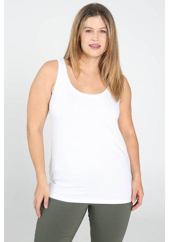 Paprika Tanktop »Rundhals Uniform«, casual kaufen