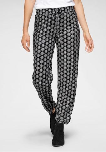 Boysen's Jerseyhose, bedruckt im Jogpant Stil kaufen
