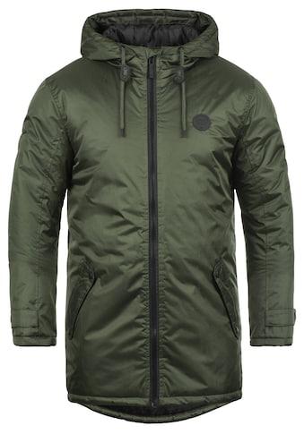 Blend Winterjacke »Gabriel«, warme Jacke lang geschnitten kaufen