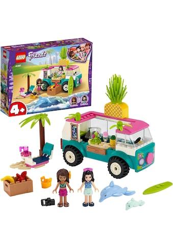 "LEGO® Konstruktionsspielsteine ""Mobile Strandbar (41397), LEGO® Friends"", Kunststoff, (103 - tlg.) kaufen"