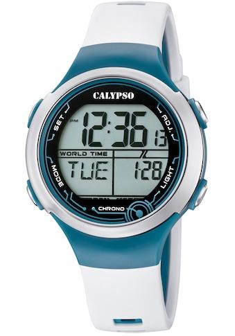 CALYPSO WATCHES Chronograph »Digital Crush, K5799/1« kaufen