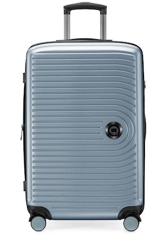 "Hauptstadtkoffer Hartschalen - Trolley ""Mitte, pool blue, 68 cm"", 4 Rollen kaufen"