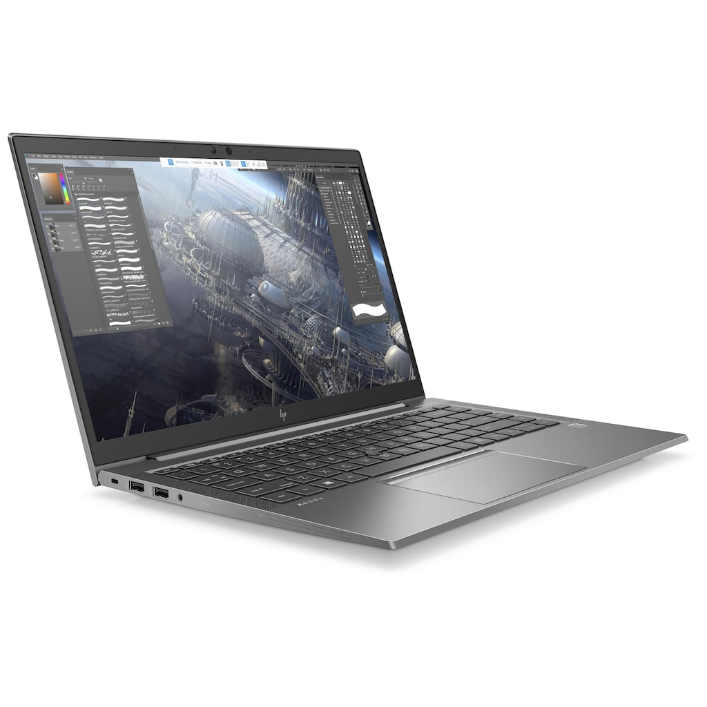 HP Notebook »Firefly 14 G7 111B4EA SureView Reflect«, ( 256 GB SSD)