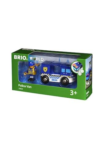 BRIO® Spielzeug-Auto »Polizeiwagen Light & Sound« kaufen