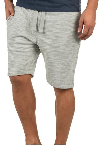 Blend Sweatshorts »Jovel«, kurze Hose mit Melierung kaufen
