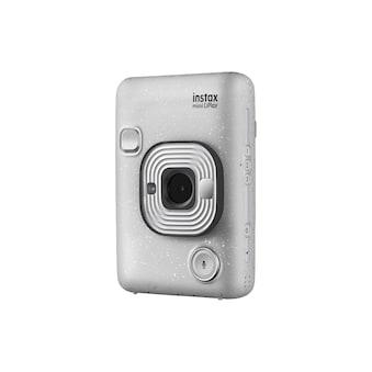 Fotokamera, Fujifilm, »INSTAX MINI LIPLAY Stone White« kaufen