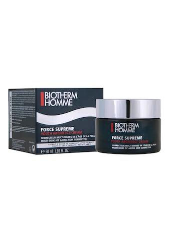 BIOTHERM Tagescreme »Force Supreme Youth Architect 50 ml«, Premium Kosmetik kaufen