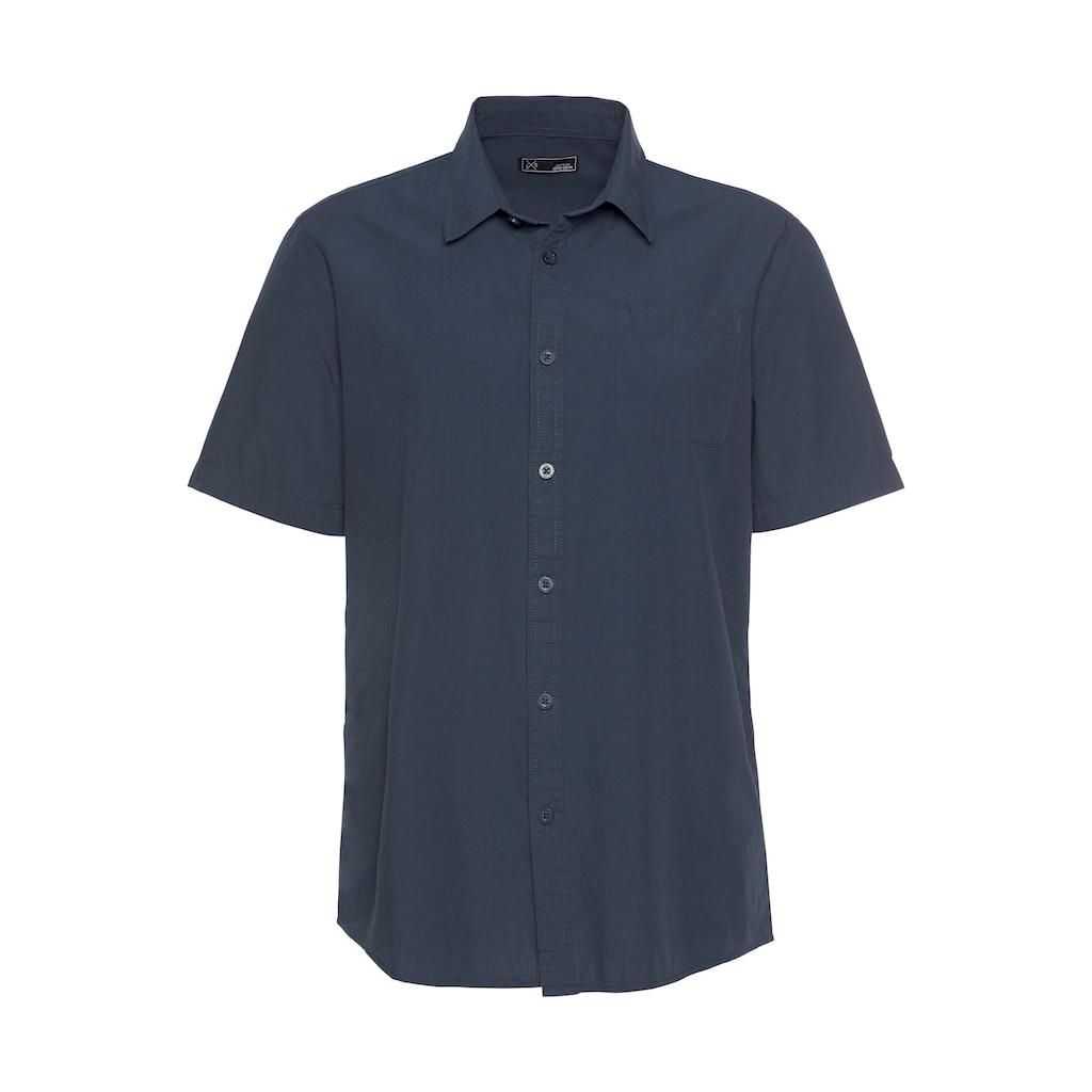 John Devin Kurzarmhemd, mit einer Brusttasche