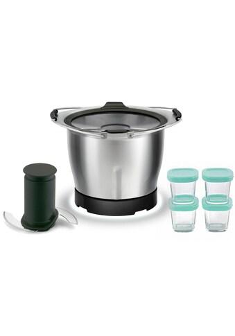 Krups Küchenmaschinenschüssel »Prep&Cook XF555E«, Zubehör passend für alle Prep&Cook... kaufen