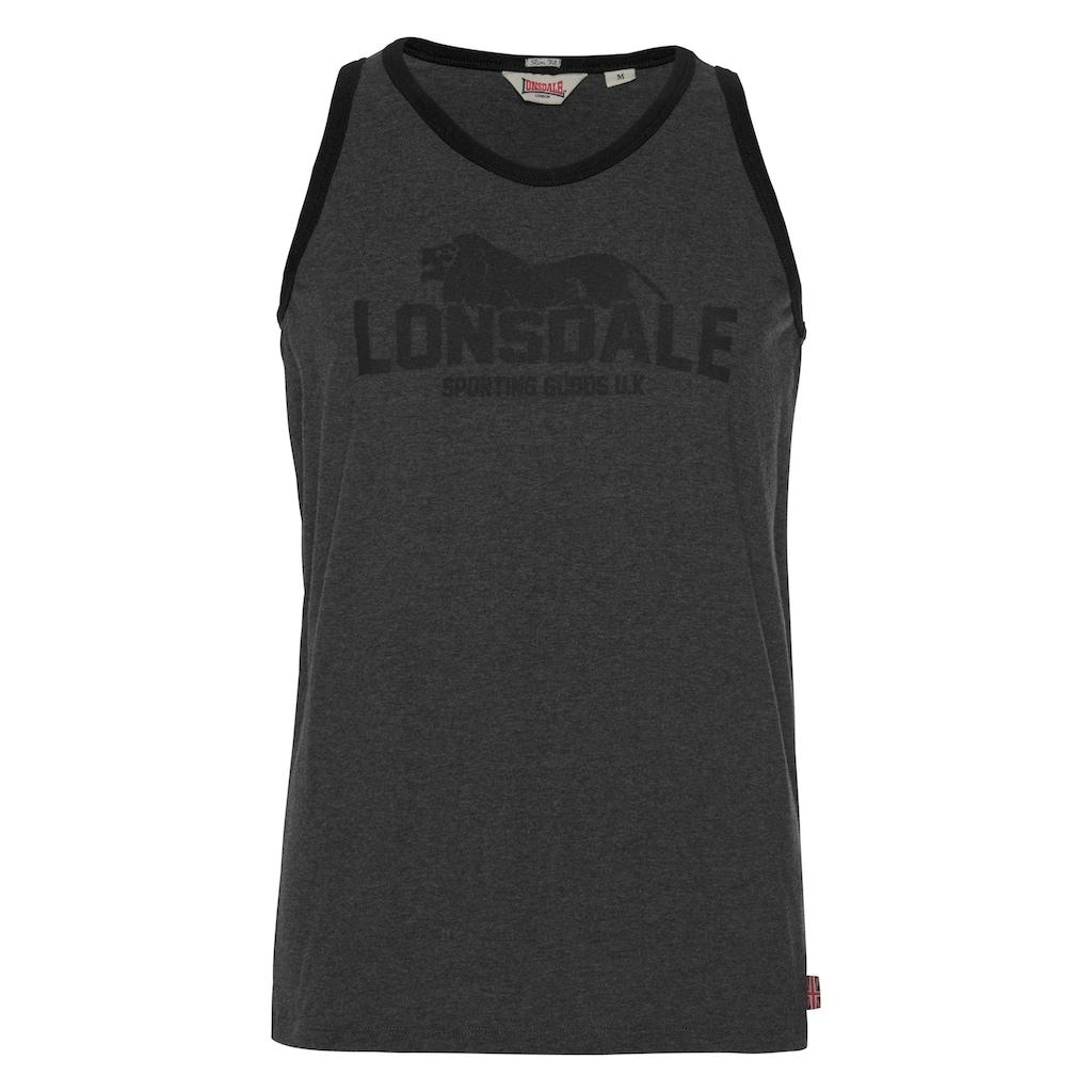 Lonsdale Tanktop »CURETON«