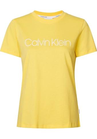 Calvin Klein Rundhalsshirt »CORE LOGO T - SHIRT« kaufen