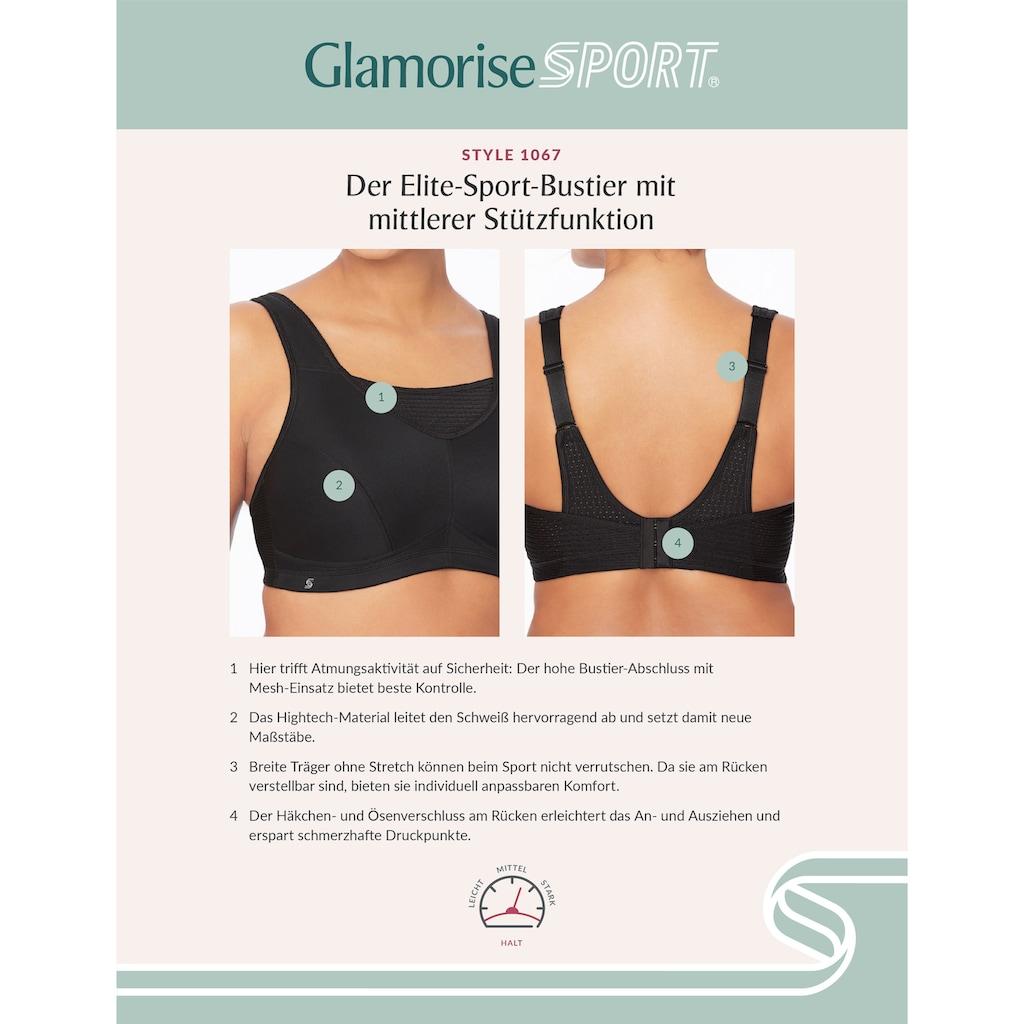 GLAMORISE Sport-Bustier