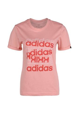 adidas Performance Print - Shirt »Big Graphic« kaufen