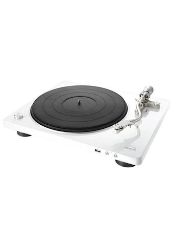 Denon Plattenspieler »Denon DP-450US« kaufen