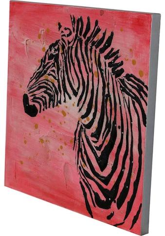 Kayoom Ölbild »Kalahari«, 70cm x 70cm kaufen