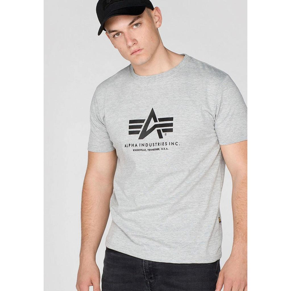 Alpha Industries T-Shirt »Basic T-Shirt«