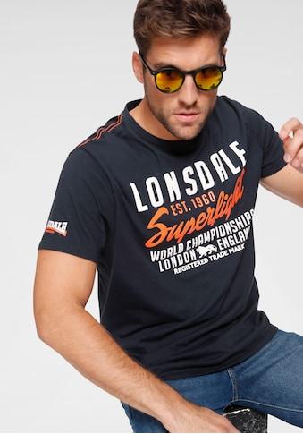 Lonsdale T - Shirt »BREDON« kaufen