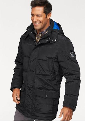 Man's World Winterjacke, mit abnehmbarer Kapuze kaufen
