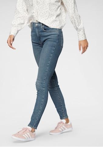 Levi's® Skinny - fit - Jeans »Mile High Super Skinny« kaufen