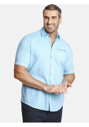 Charles Colby Kurzarmhemd »DUKE NATHAN«, aus leichter Baumwollware kaufen