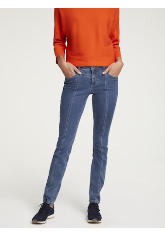 RICK CARDONA by Heine Skinny-fit-Jeans, mit Kontrastnähten kaufen