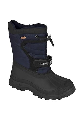 Trespass Winterstiefel »Kinder Schneestiefel Huskie wasserdicht« kaufen