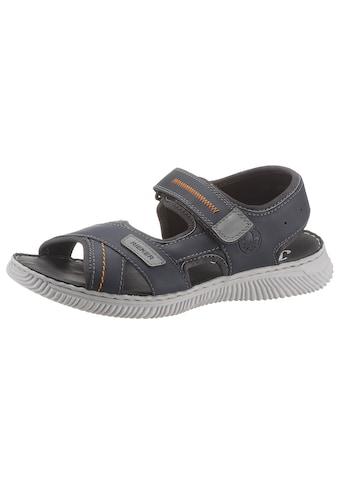 Rieker Sandale, mit Logoemblem kaufen
