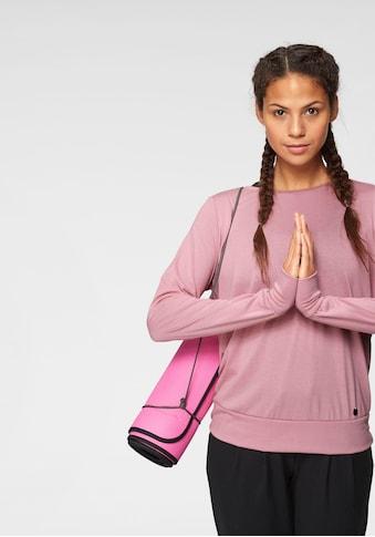 Ocean Sportswear Langarmshirt »Soulwear - Yoga & Relax Shirt - Loose Fit«, mit... kaufen