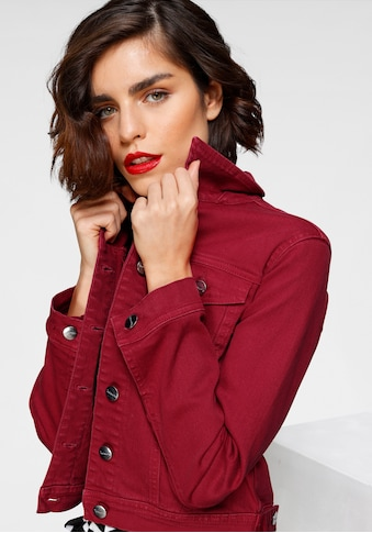 Tamaris Jeansjacke, mit zwei Pattentaschen kaufen