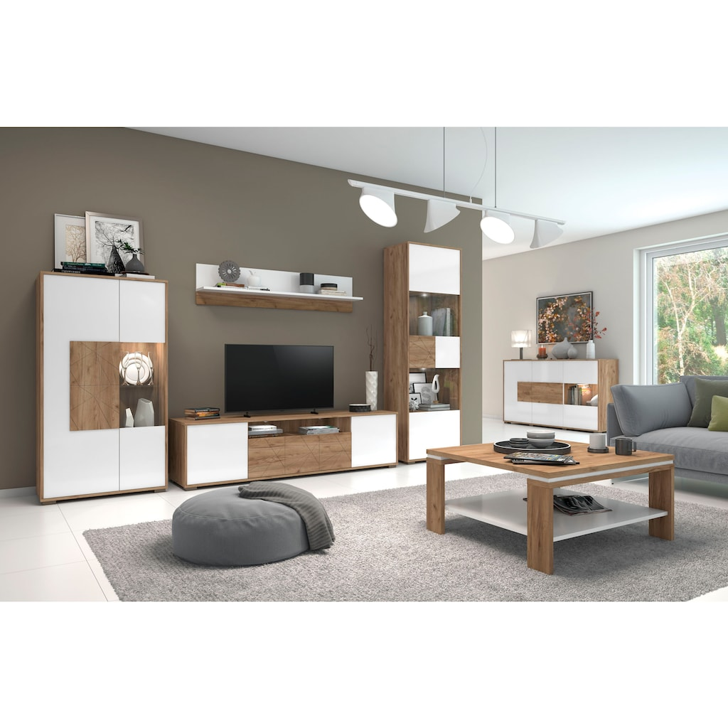 Places of Style TV-Board »Stela«, mit Push-to-open und Soft-Close-Funktion