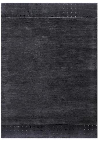 Luxor Style Wollteppich »Noblesse«, rechteckig, 20 mm Höhe, reine Wolle, handgeknüpft,... kaufen