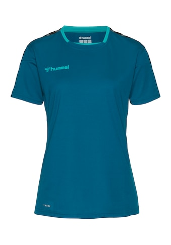 hummel T-Shirt »HML AUTHENTIC POLY JERSEY WOMAN SHORTSLEEVE« kaufen
