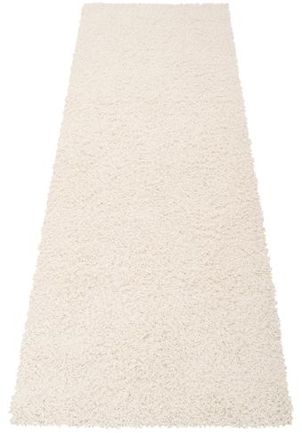 Hochflor - Läufer, »Viva«, Home affaire, rechteckig, Höhe 45 mm, maschinell gewebt kaufen