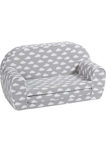 Knorrtoys® Sofa »Grey white clouds«, für Kinder; Made in Europe kaufen