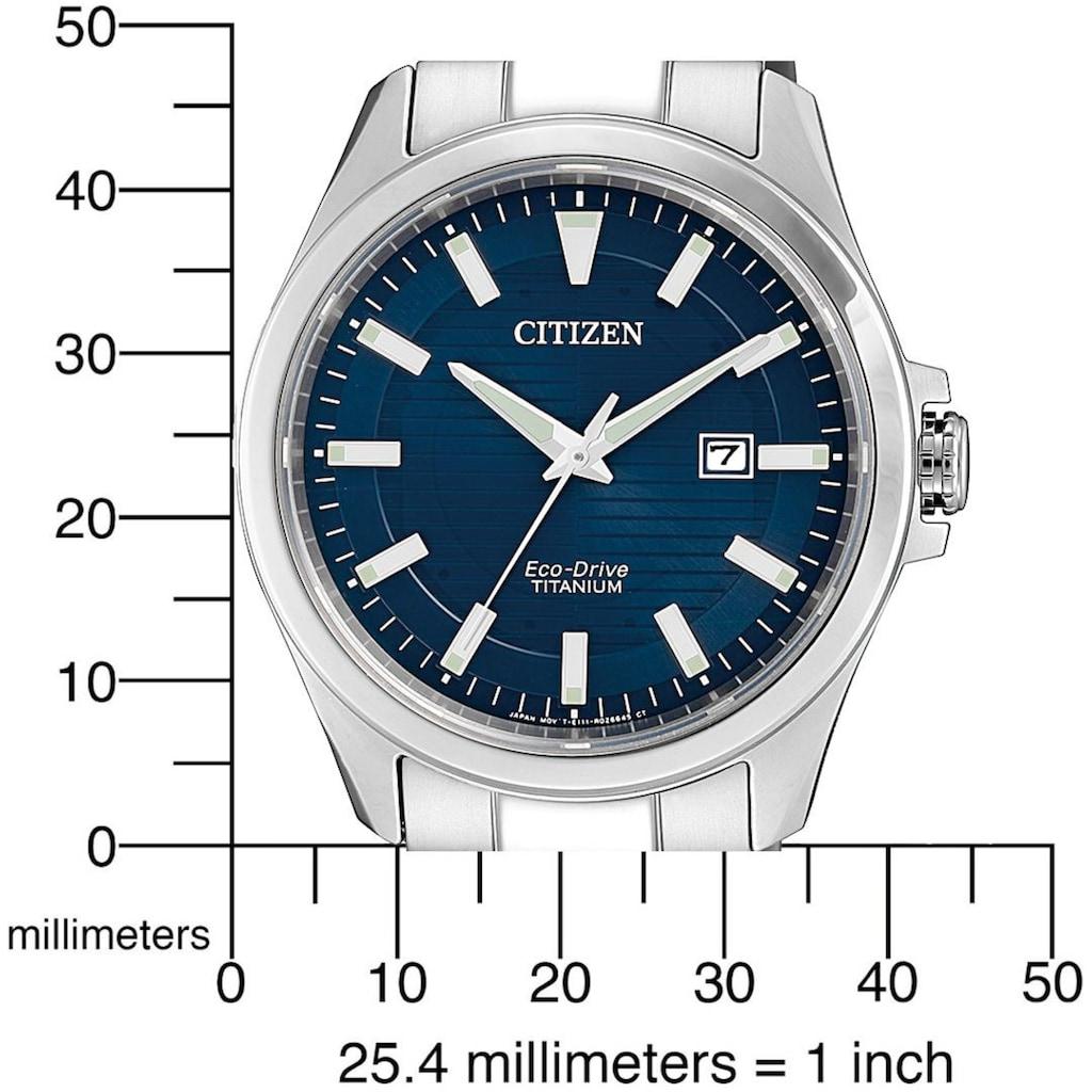 Citizen Solaruhr »BM7470-84L«