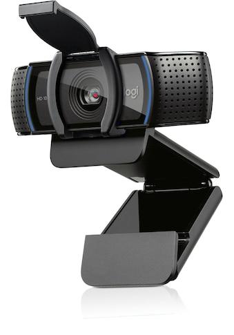 Logitech Webcam »C920s HD PRO«, Full HD kaufen