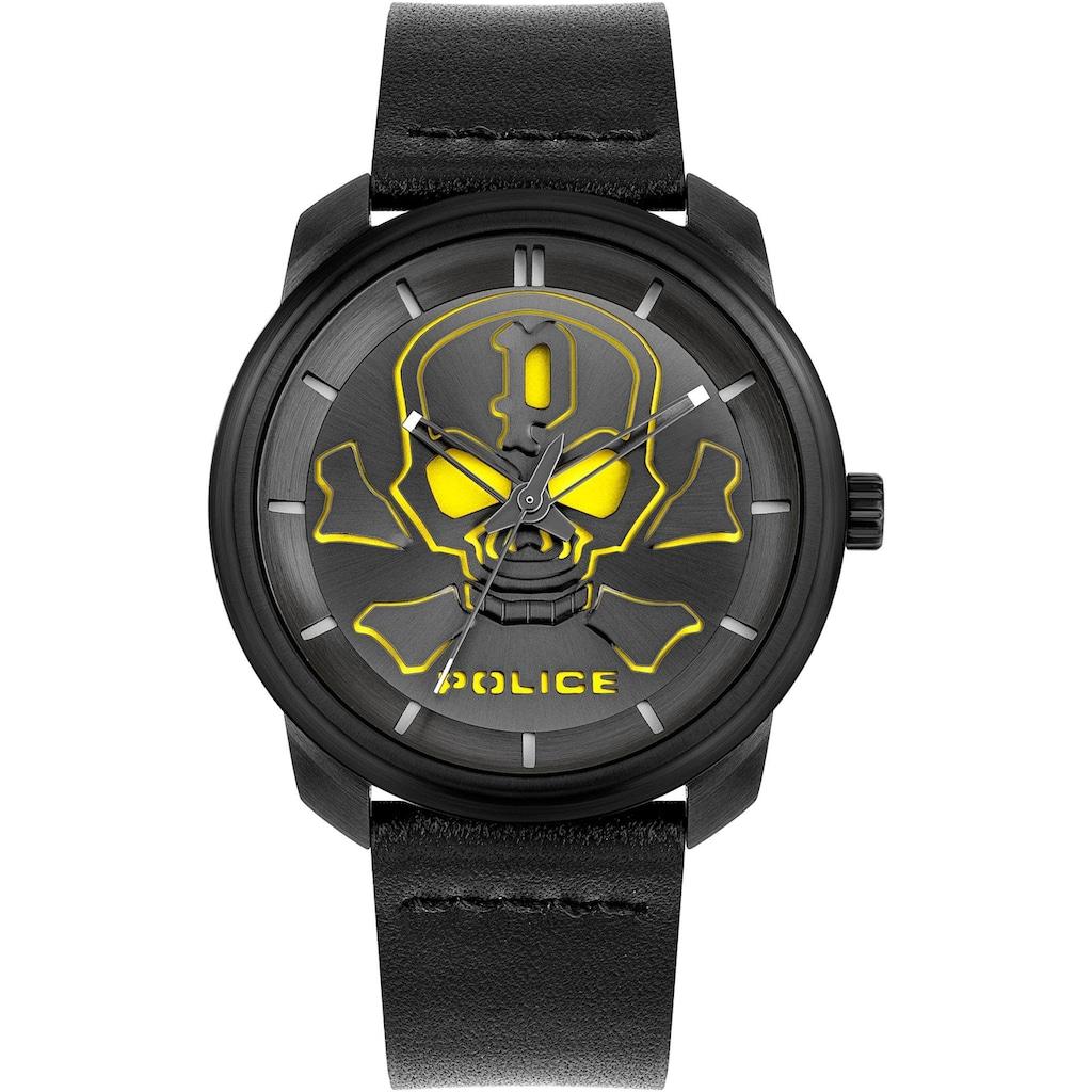 Police Quarzuhr »BLEDER, PL15714JSB.02«
